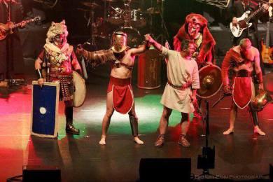 Concert du Condor à l'Olympia Paris mai 2014