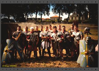 Dax la féria avec via temporis et legio VI Victrix