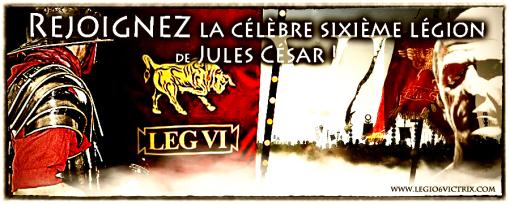 LEGIO VI ARLES - LEGIO VI